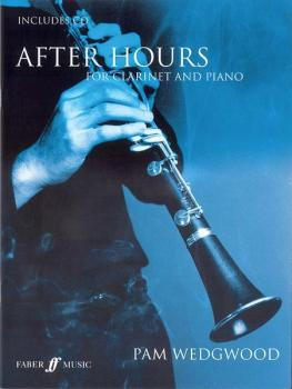 After Hours for Clarinet and Piano (AL-12-057152267X)