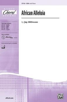 African Alleluia (AL-00-27116)