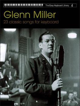 Glenn Miller: 23 Classic Songs for Keyboard (AL-12-0571528546)