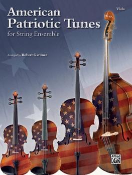American Patriotic Tunes for String Ensemble (AL-00-37312)