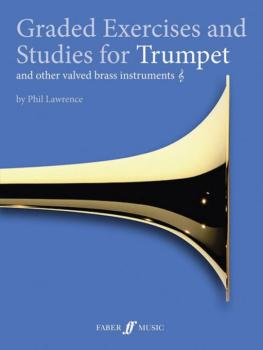 Graded Exercises and Studies for Trumpet and Other Valved Brass Instru (AL-12-0571537278)