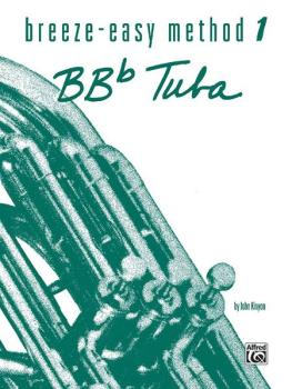 Breeze-Easy Method for BB-flat Tuba, Book I (AL-00-BE0021)