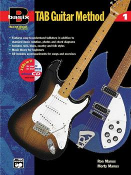 Basix®: TAB Guitar Method 1 (AL-00-14910)