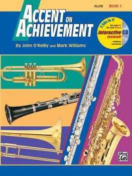 Accent on Achievement, Book 1 Flute (AL-00-17081)