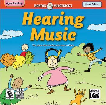 Creating Music Series: Hearing Music (Home Version) (AL-00-34022)