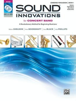 Sound Innovations for Concert Band, Book 1: A Revolutionary Method for (AL-00-34545)