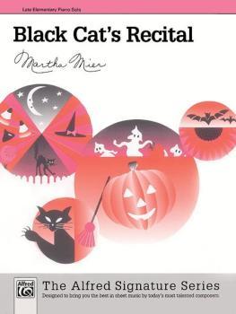 Black Cat's Recital (AL-00-17580)