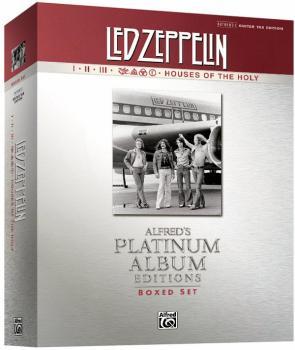 Led Zeppelin: I--Houses of the Holy (Boxed Set) Platinum Album Edition (AL-00-36745)