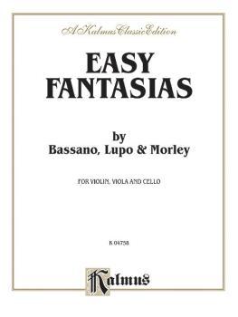 Easy Fantasias (AL-00-K04758)
