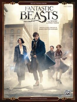 <i>Fantastic Beasts and Where to Find Them,</i> Selections from (AL-00-46096)
