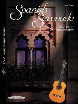 Spanish Serenade (AL-00-0811)