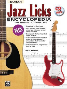 Jazz Licks Encyclopedia: Over 280 Useful Jazz Guitar Licks (AL-00-19420)