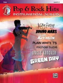 Pop & Rock Hits Instrumental Solos (AL-00-37415)