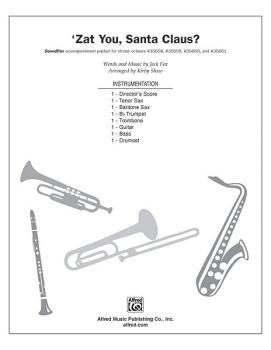 'Zat You, Santa Claus? (AL-00-35663)