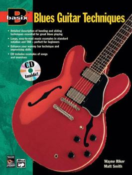 Basix®: Blues Guitar Techniques (AL-00-14919)