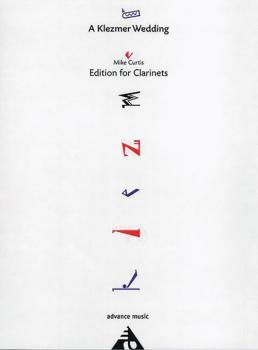 A Klezmer Wedding: Edition for Clarinets (AL-01-ADV8406)