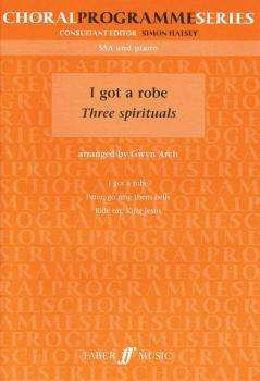 I Got a Robe (Three Spirituals) (AL-12-0571528538)