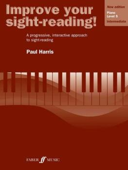Improve Your Sight-reading! Piano, Level 5 (New Edition): A Progressiv (AL-12-0571533159)