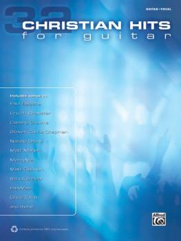 32 Christian Hits for Guitar (AL-00-40296)