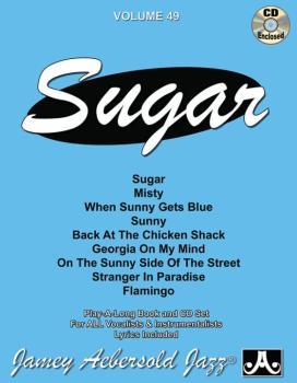 Jamey Aebersold Jazz, Volume 49: Sugar (AL-24-V49DS)