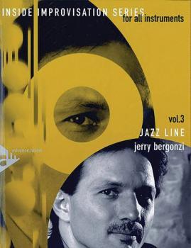 Inside Improvisation Series, Vol. 3: Jazz Line (For All Instruments) (AL-01-ADV14260)