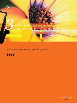 3 Dixieland for Saxophone Quartet (AL-01-ADV7648)