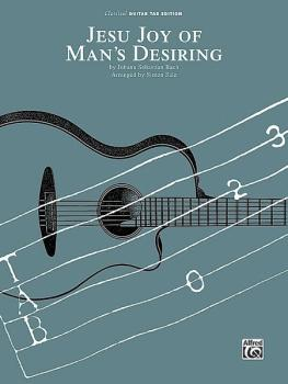 Jesu, Joy of Man's Desiring (AL-00-6903JGTX)