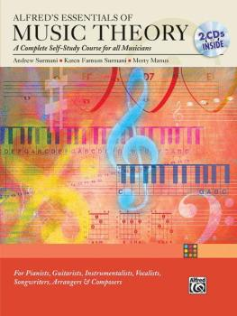 Alfred's Essentials of Music Theory: A Complete Self-Study Course for  (AL-00-23194)