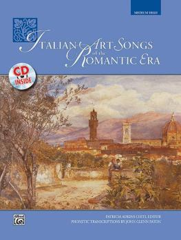Italian Art Songs of the Romantic Era (AL-00-4965)