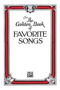 The Golden Book of Favorite Songs (Community Collection) (AL-00-SCHBK09001)