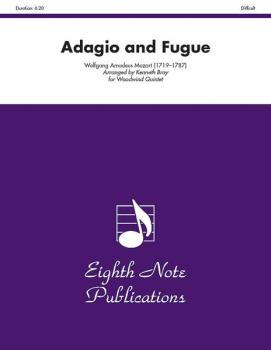 Adagio and Fugue (AL-81-WWQ9710)