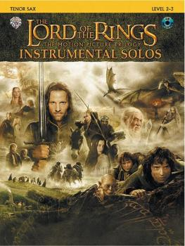 <I>The Lord of the Rings</I> Instrumental Solos (AL-00-IFM0407CD)