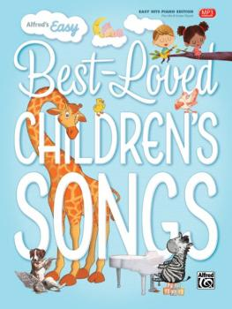 Alfred's Easy Best-Loved Children's Songs (AL-00-46035)