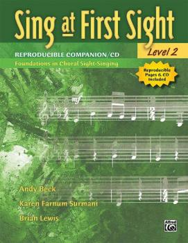 Sing at First Sight, Level 2: Foundations in Choral Sight-Singing (AL-00-31264)