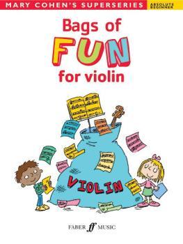 Bags of Fun for Violin (AL-12-057153600X)