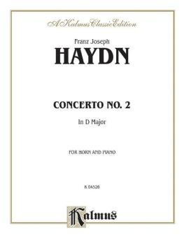 Horn Concerto No. 2 in D Major (AL-00-K04526)