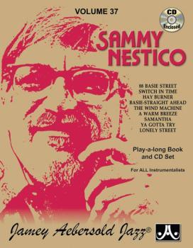 Jamey Aebersold Jazz, Volume 37: Sammy Nestico (AL-24-V37DS)