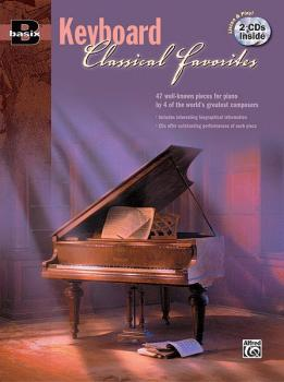 Basix®: Keyboard Classical Favorites (AL-00-25797)