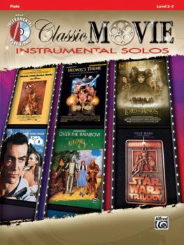 Classic Movie Instrumental Solos (AL-00-35101)