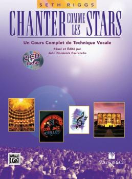 Chanter Comme les Stars: Un Cours Complet de Technique Vocale (AL-00-41986)
