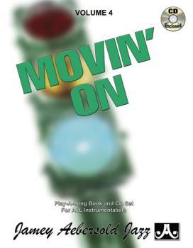 Jamey Aebersold Jazz, Volume 4: Movin' On (AL-24-V04DS)