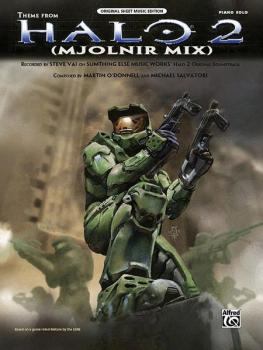 Halo 2 Theme (Mjolnir Mix) (AL-00-30374)