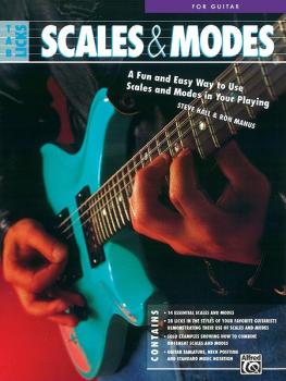 TAB Licks: Scales & Modes for Guitar: A Fun and Easy Way to Use Scales (AL-00-4420)