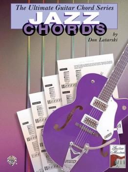 The Ultimate Guitar Chord Series: Jazz Chords (AL-00-0371B)