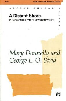 """A Distant Shore: A Partner Song with """"The Water Is Wide"""" (AL-00-11562)"""
