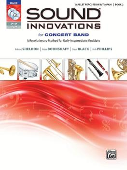 Sound Innovations for Concert Band, Book 2: Mallet Percussion (AL-00-34566)
