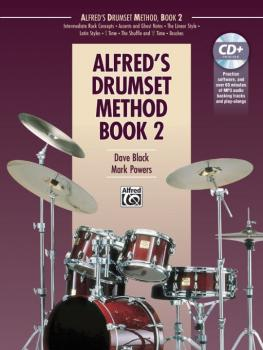 Alfred's Drumset Method, Book 2 (AL-00-44649)