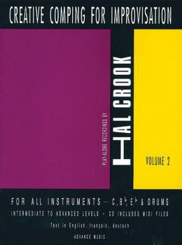 Creative Comping for Improvisation, Volume 2 (AL-01-ADV14228)