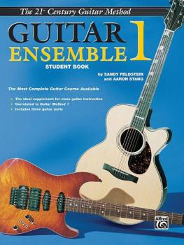 Belwin's 21st Century Guitar Ensemble 1 (Student Book): The Most Compl (AL-00-EL03955S)