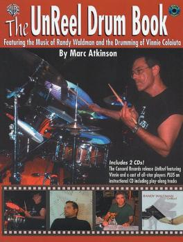 The UnReel Drum Book (Featuring the Music of Randy Waldman and the Dru (AL-00-0730B)